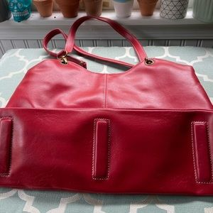 Nine West Red Leather Purse